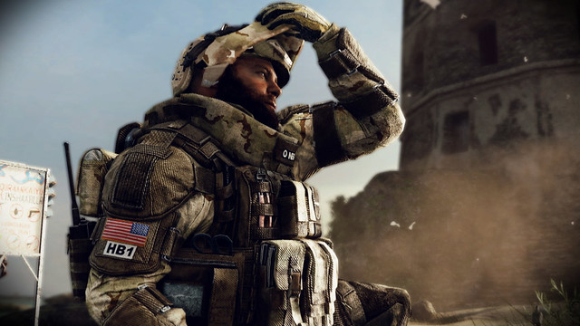 Medal of Honor : Warfighter - Screenshot 1