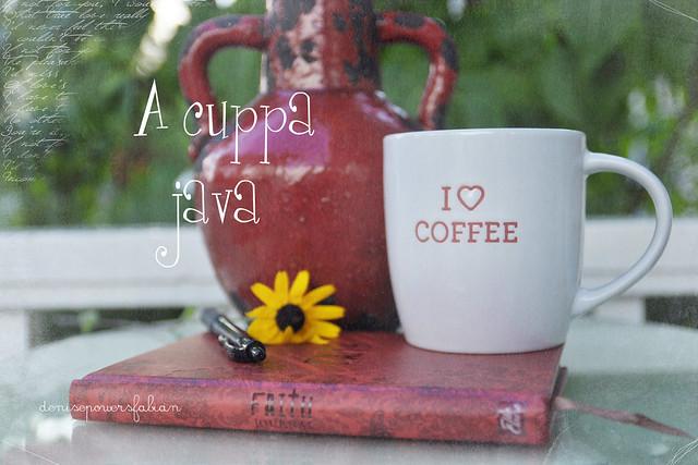 A Cuppa Java