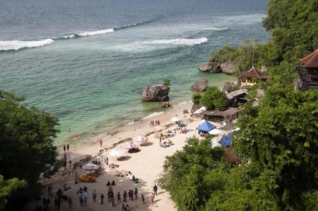 Bali - Padang padang beach