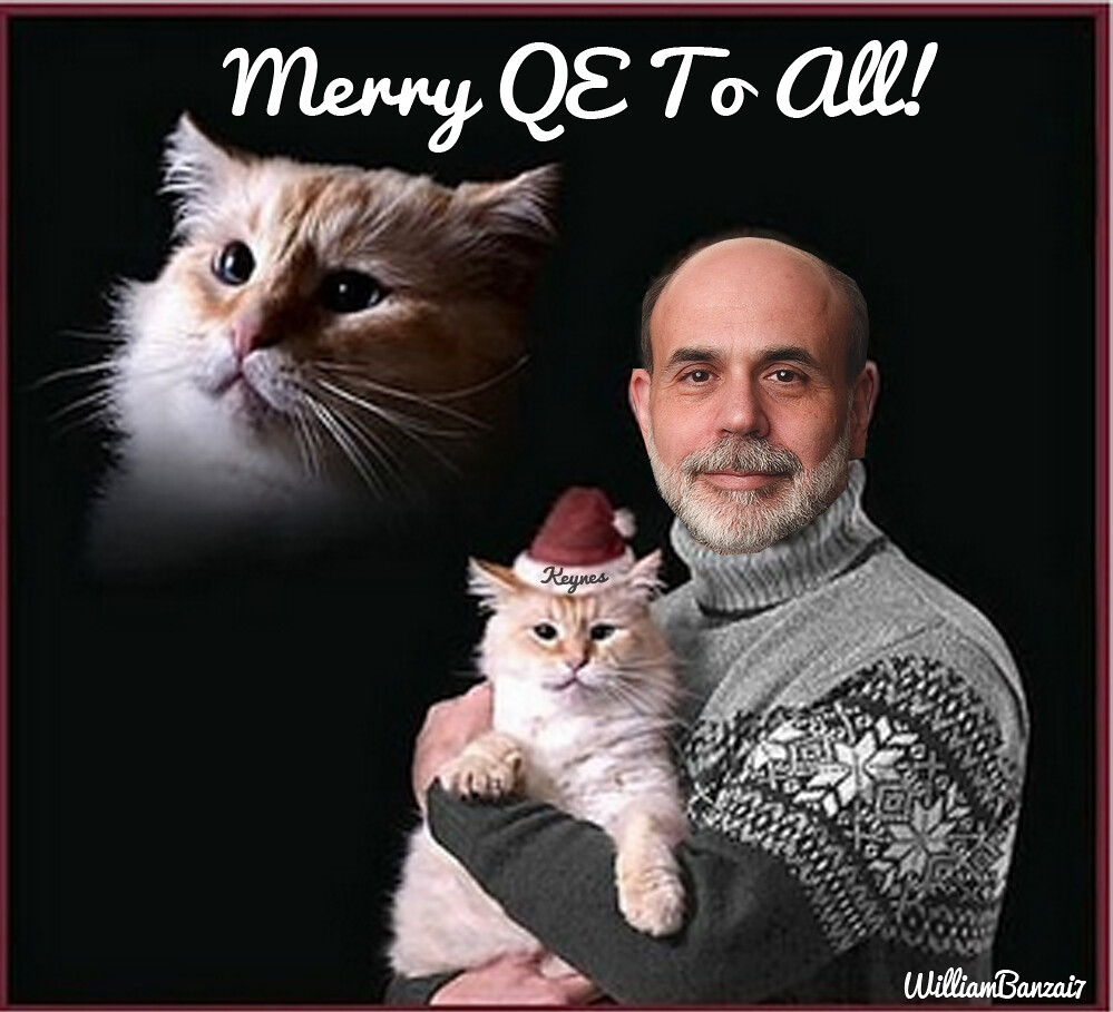 MERRY QE TO ALL!