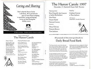 Huron Carole (1997)