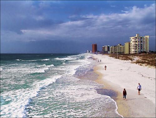 beach gulfofmexico skyline sand surf florida pointandshoot panamacitybeach saltwater standrewsstatepark floridastateparks nikoncoolpixs01