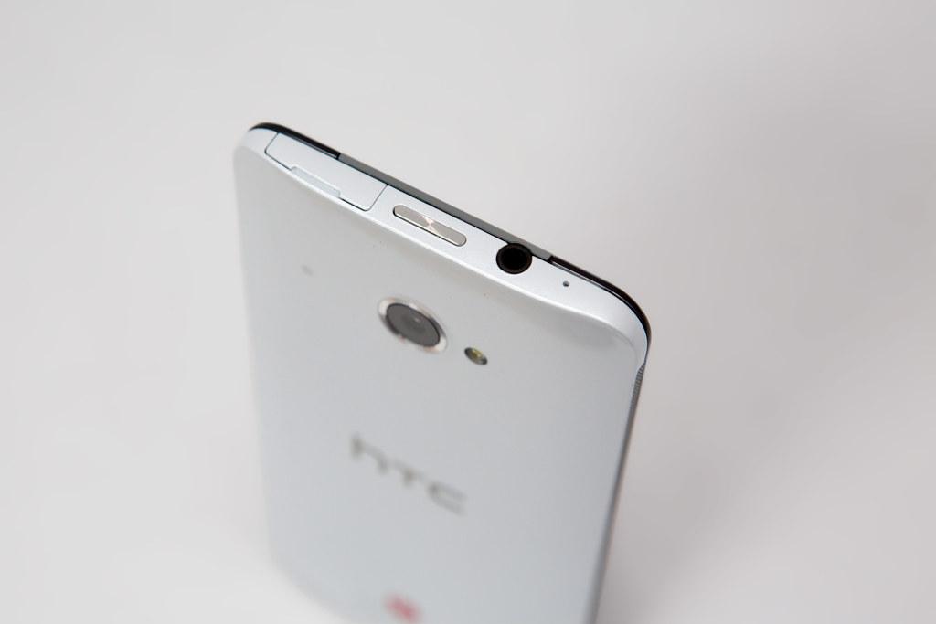 1080P 的震撼 – HTC Butterfly 白蝴蝶開箱 @3C 達人廖阿輝