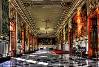 Merida MEX - Gouverneure Palace