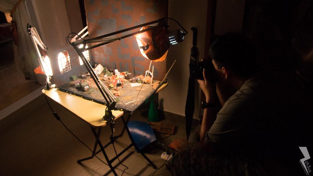 Making of Stacked TVs (24 of 39)