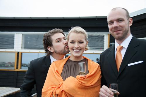 Chippen och Idas bröllop