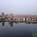 Cairo Skyline Over Nile River - Egypt