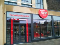 Tune Hotel Edinburgh Haymarket