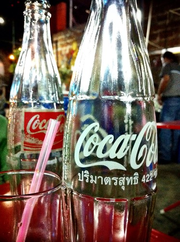 Cola in Thailand