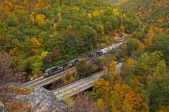 Fall in the Lehigh Gorge