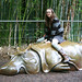I Have Fulfilled My Lifelong Dream of Riding a Hippo! by yotababy
