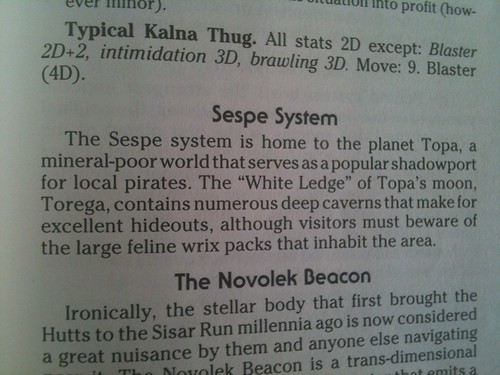 Sespe, Topa, White Ledge