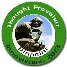 Thought Provoker badge