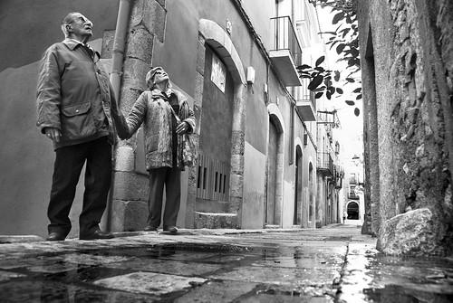 Curiosidad - [ Una manera de ver en blanco y negro ] © JoanOtazu by JoanOtazu