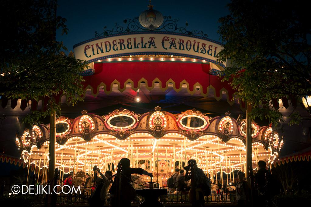 Cinderella Carousel 3