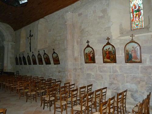 Landerrouat - L'Eglise Saint Jean 03