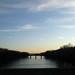 Sunset Over the Susquehanna