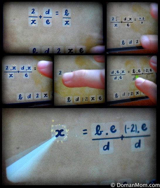 Dragon Box Algebra App