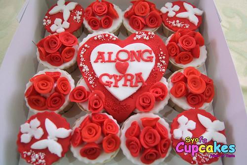 syafa-cupcake-pertunangan-along