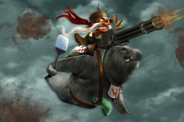 RLL: Urf Rider Corki