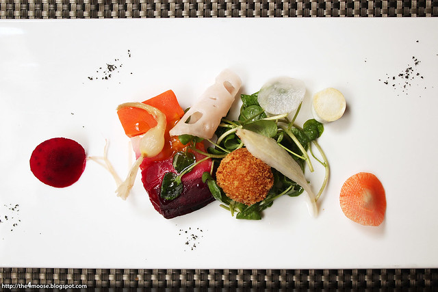 Okitchen - Root Vegetable Terrine