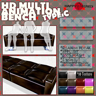 HD MULTI ANIMATION BENCH  TYPEC
