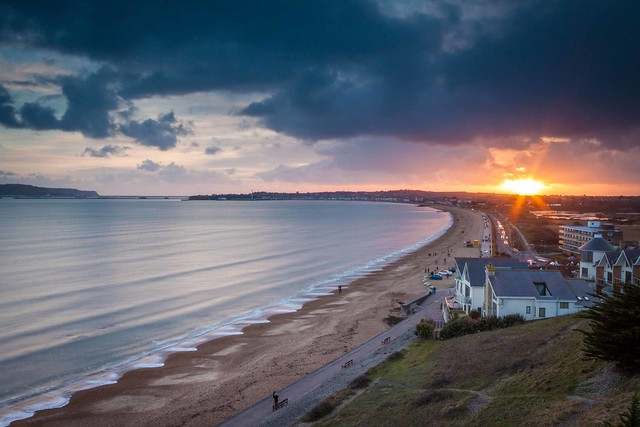 Weymouth Sunset-4