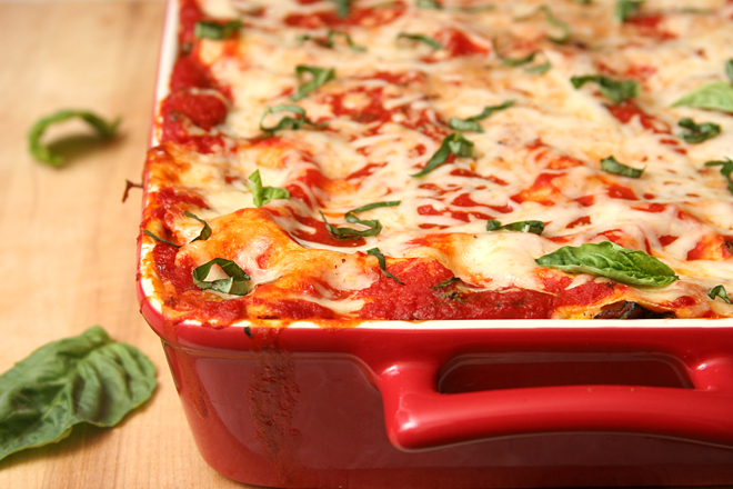 vegetable lasagna 10