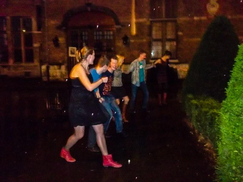 Feest in Den Bak 2012