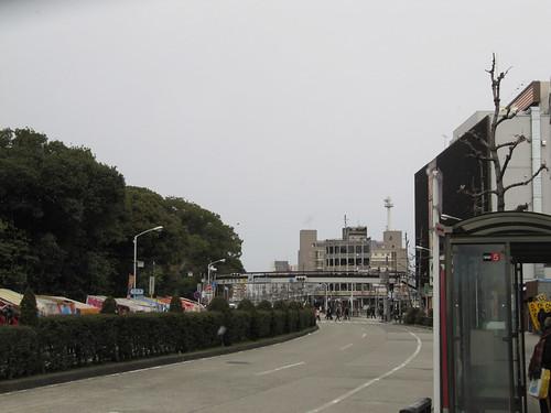 名古屋競馬場のアクセスに便利な幹神宮1系統