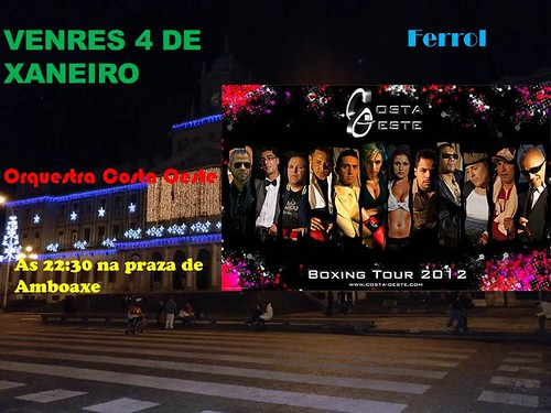 Ferrol 2012 - Festas do Nadal e San Xulián