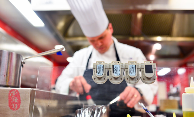 bocuse d'or usa training at the greenbrier (2013)