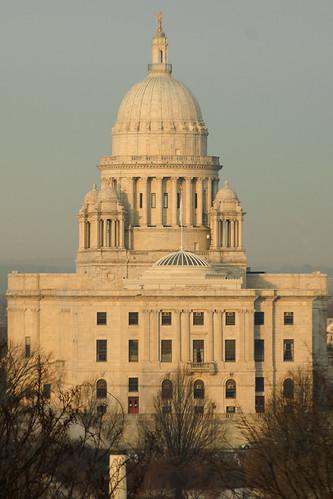 Rhode Island Statehouse by rilurky via I {heart} Rhody