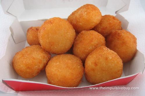 REVIEW: Burger King Cheesy Tots | The Impulsive Buy