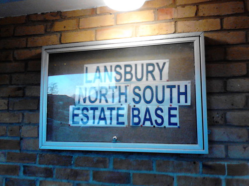 Lansbury North South Estate Base by LoopZilla