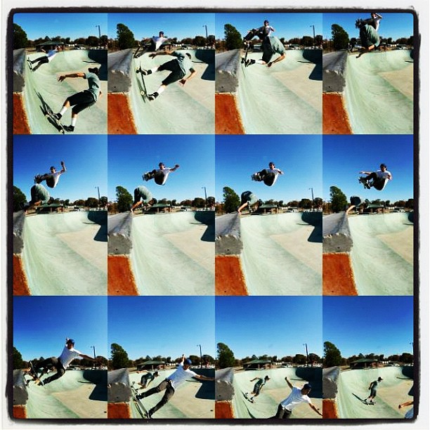 Doubles At Tobey Skatepark