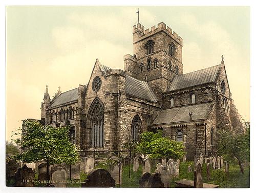 [Cathedral, Carlisle, England]  (LOC)