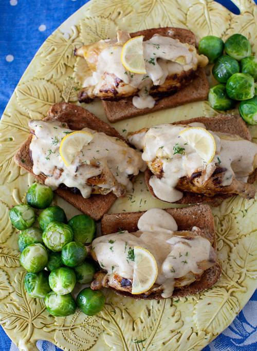 Chicken Mustard 5