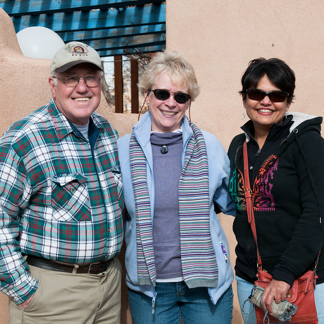 With Don and Dot in ABQ