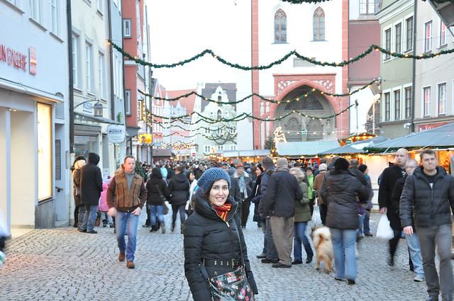 Christmas makrets in Landsberg
