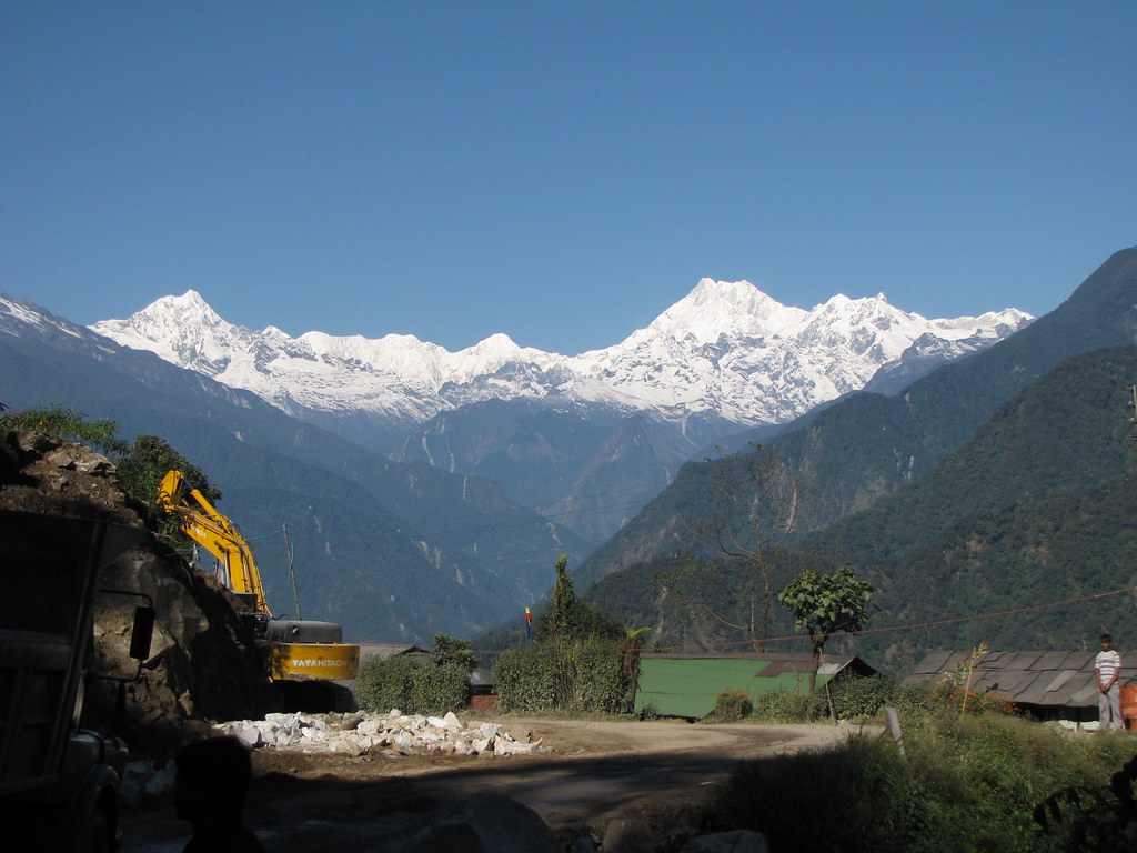 Pelling India  City new picture : Best Views Of Kanchenjunga Pelling Vs Mangan India Travel Forum ...