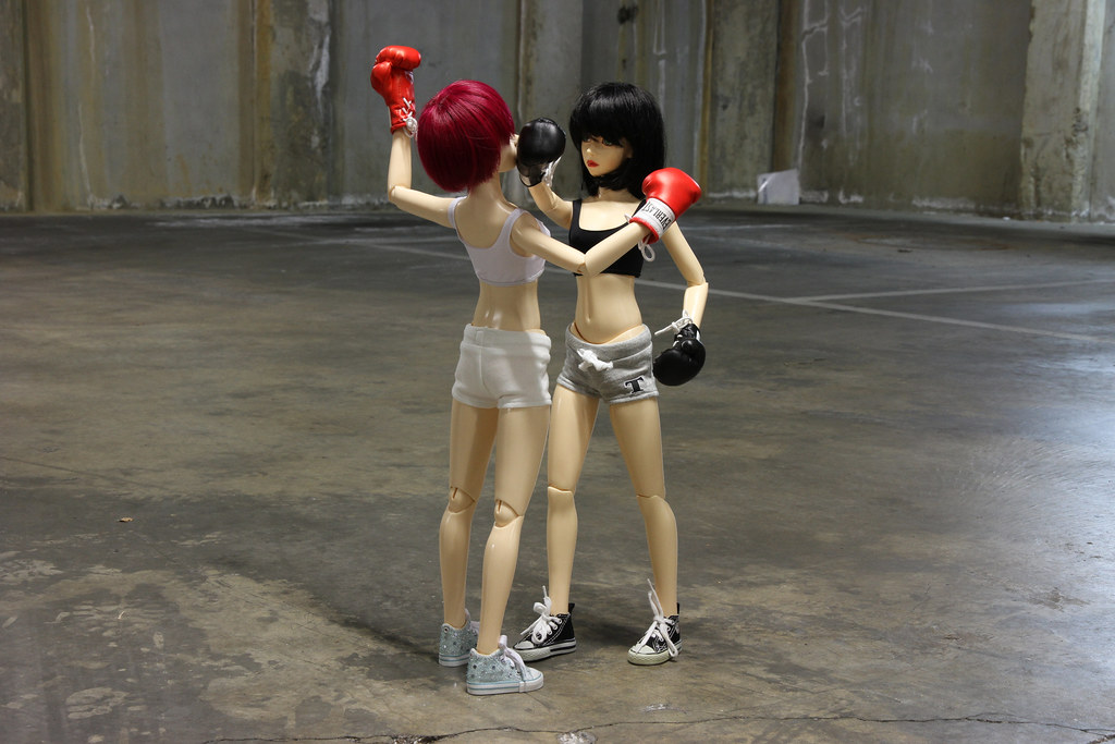 Girl's Fight Club 11