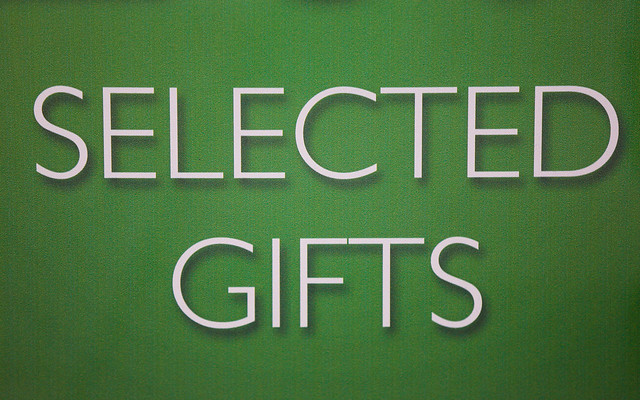 Selected Gifts