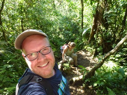 Cerro Chato Trail - klimmen 1
