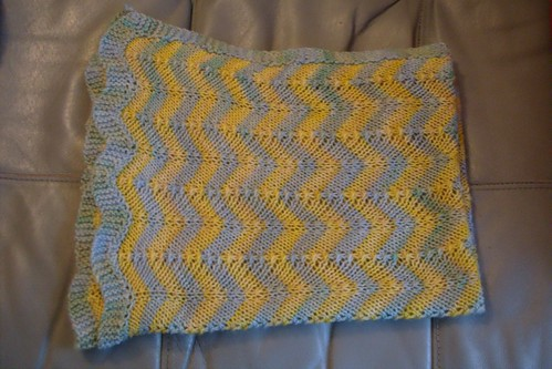 much better border by gradschoolknitter