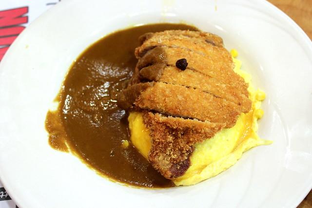 Deluxe Katsu Curry