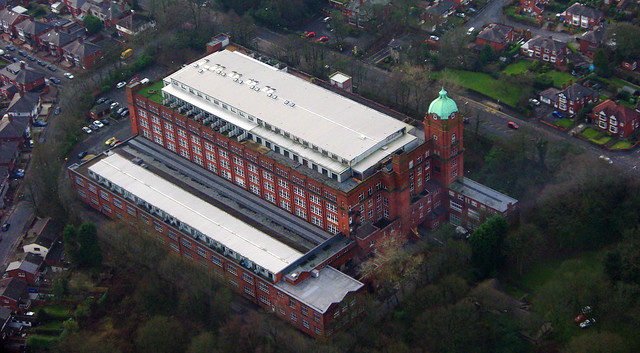 Holden Mill, Bolton - The Cotton Works