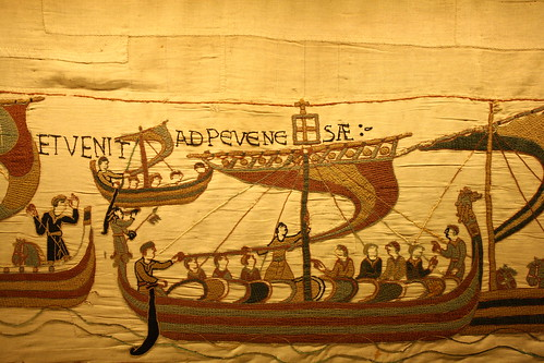 Bayeux Tapestry, France