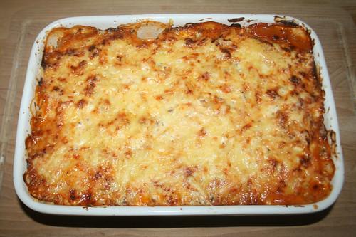 44 - Kohlrabi-Lasagne - Fertige gebacken