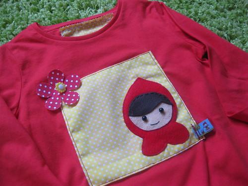 Sweatshirt Capuchinho Vermelho